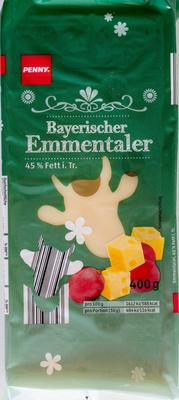 Bayrischer Emmentaler - Produkt
