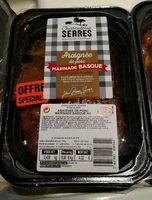 Araignée de porc marinade basque au piment d'Espelette - Product - fr