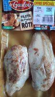 Filets de poulet rôti - Product - fr