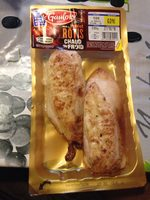 Filets de poulet rôtis - Product - fr