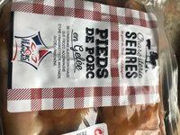 Pieds de porc - Product - fr