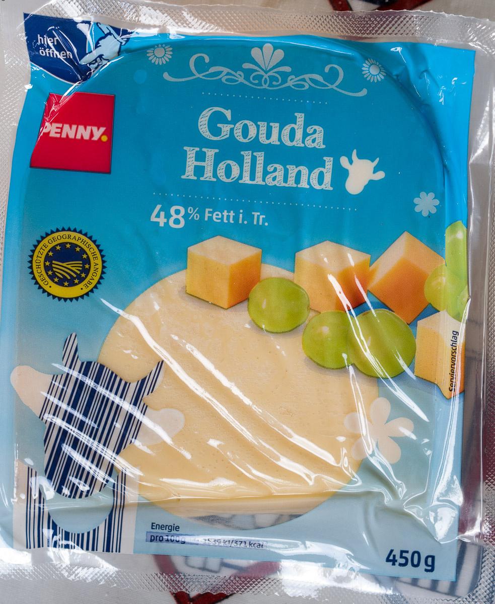 Gouda Holland - Penny - 450 G - Product - de