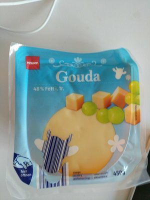 Gouda Holland - Penny - 450 G - Product - en