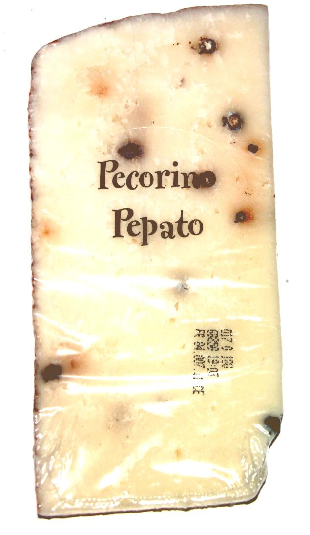Pecorino Pepato (33 % MG) - Product