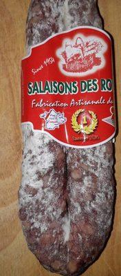 Saucisse sèche pur porc - Product - fr