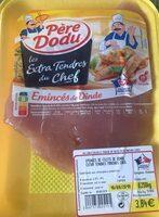 Émincés de filets de dinde - Product - fr