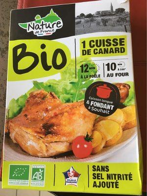 cuisse de canard - Produit