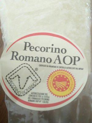 Pecorino romano AOP - Produit