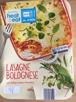Lasagne Bolognese - Produkt