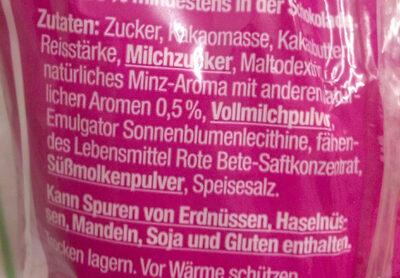 Schokolinsen - Ingrediënten - de