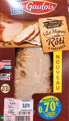 Filet Mignon de Dinde Roti - Produit - fr
