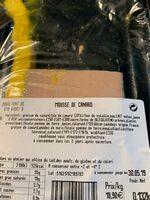 Mousse de canard - Ingrédients