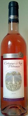 Coteaux Aix en Provence 2012 - Product - fr