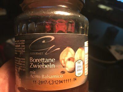 Borettane Zwiebeln - Prodotto - de