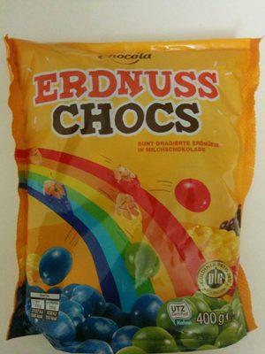 Erdnuss Chocs - Product - en