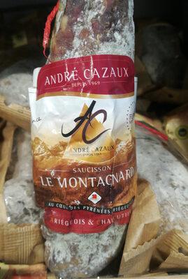 saucisson le montagnard - Product