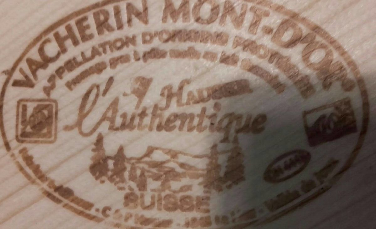 Vacherin mont d'or - Product