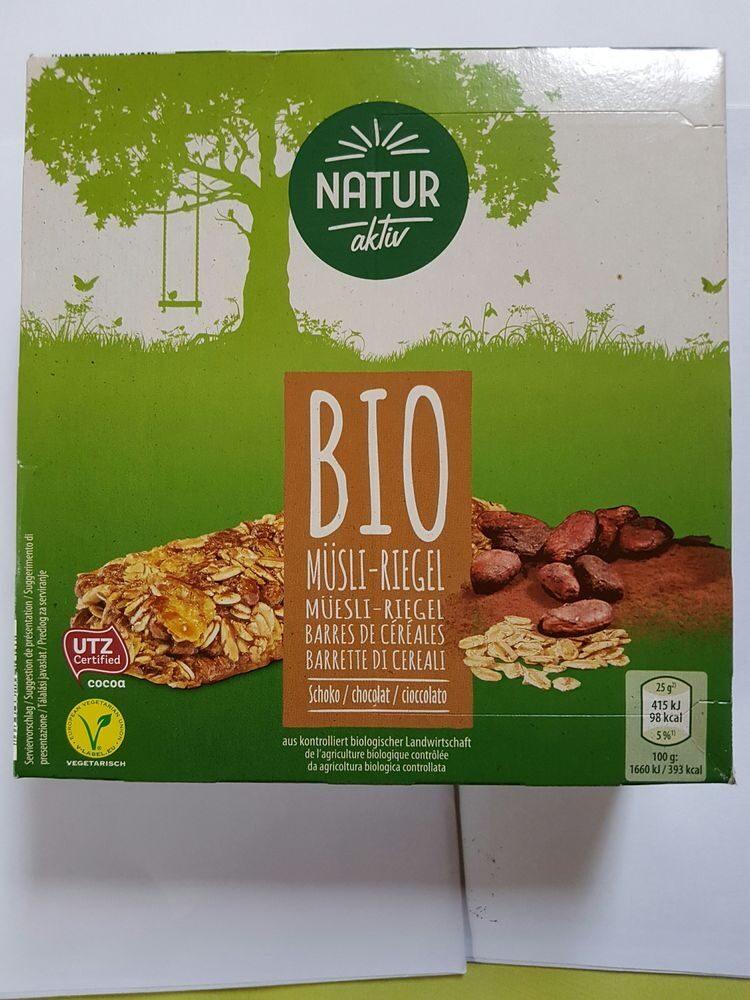 Bio Barre de Céréales - Product