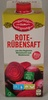 Rote-Rübensaft aus den Regionen Weinviertel und Waldviertel - Produit