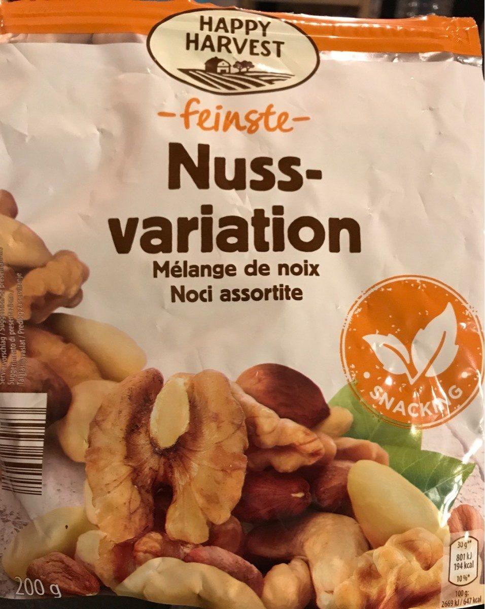 Mélange de noix - Product - fr
