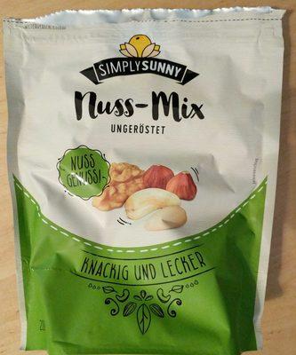 Nuss-Mix ungeröstet - Produit