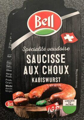 Saucisse aux choux - Product - fr