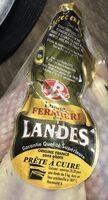 Dinde fermière des Landes - Ingredients - fr