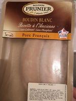 Boudin blanc a l'ancienne - Produit - fr