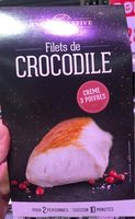 Filets de crocodile - Product - fr