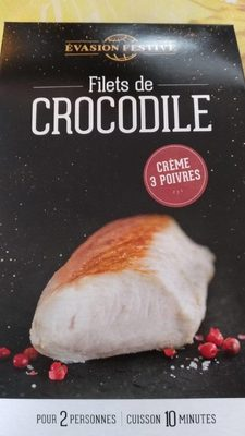 Évasion festive . Filets de crocodile , - Product - fr