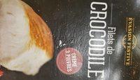 Filets de crocodile marinés au poivre - Product - fr