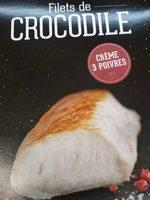 Filets de crocodile - Product - fr