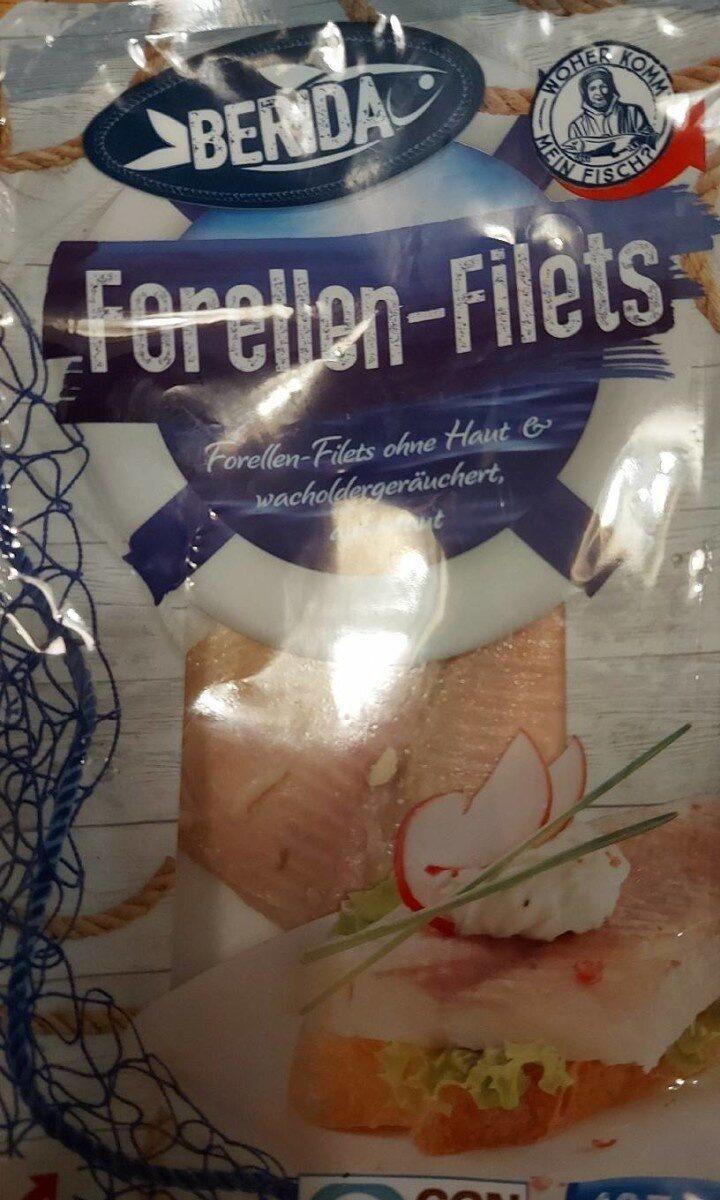 Berida Forellen filets Ohne Haut - Produkt - de