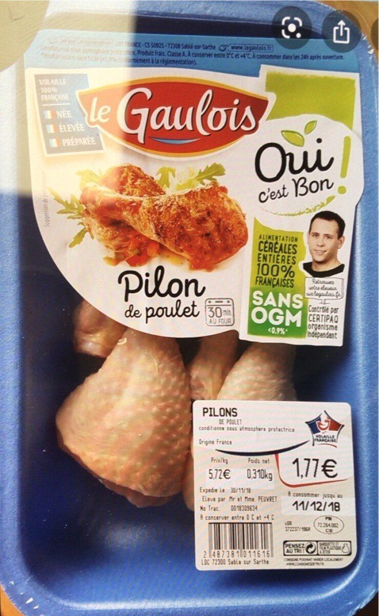 Pilon de poulet - Produit - fr
