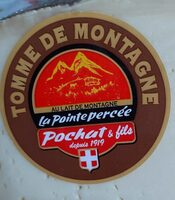 Tomme de montagne - Product - fr