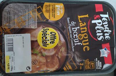 Langue de boeuf sauce piquante aux cornichons - Product - fr
