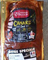 FILET DE CANARD AU PIMENT D'ESPELETTE - Produit