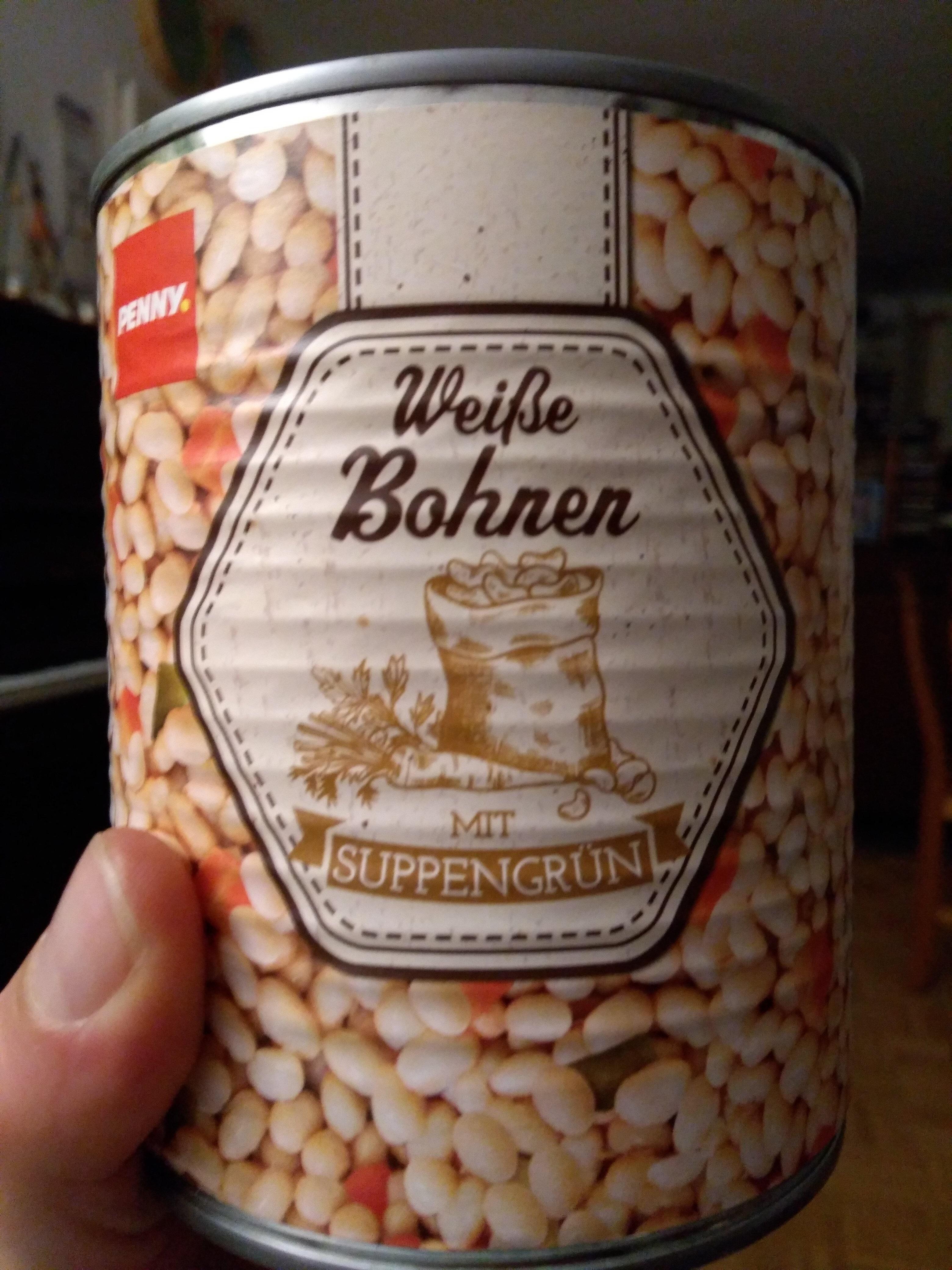 Weiße Bohnen - Produkt