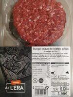 Burger meat de biatec picat - Product - es
