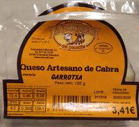 Queso artesano de Cabra Garrotxa - Product - es