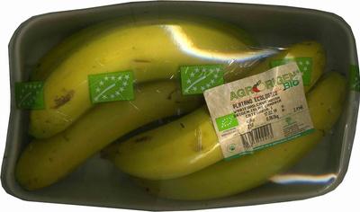 Plátanos ecológicos - Producto - es