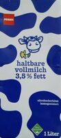 Haltbar Vollmilch - Produkt - de