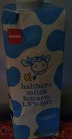 haltbare Milch fettarm - Produkt
