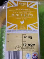 mini fillets - Product