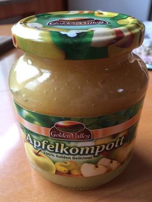 Compote de pomme - Produkt
