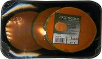 """Calabaza troceada """"Protocolo"""" - Producte"""