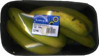 """Plátanos """"Coplaca"""" - Producto"""