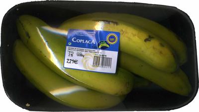 Plátanos de Canarias - Producto