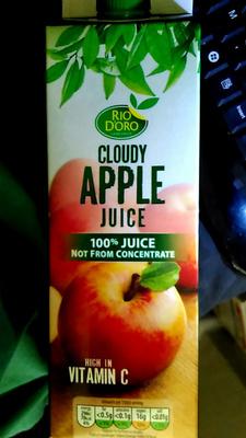 Cloudy Apple Juice - Product - en