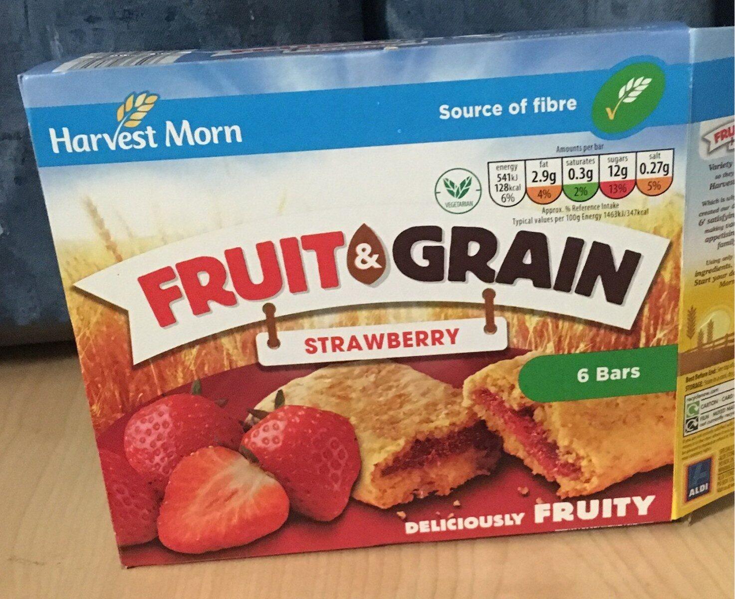 Fruit & Grain Strawberry - Produit - en